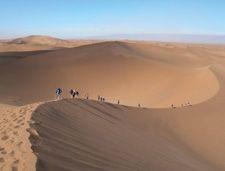 TREKKING DEL SAHARA
