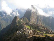 CAMINO DEL INCA Y CORDILLERA BLANCA (Perú)